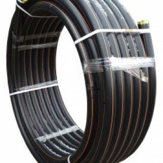Труба ПЭ 100 SDR 13,6 - 0063х4,7 ГАЗ