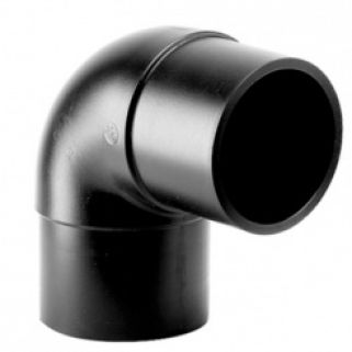 Отвод 90 гр 0090 мм ПЭ100 SDR11