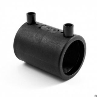 Муфта 0075 мм ПЭ 100 SDR11 электросварная