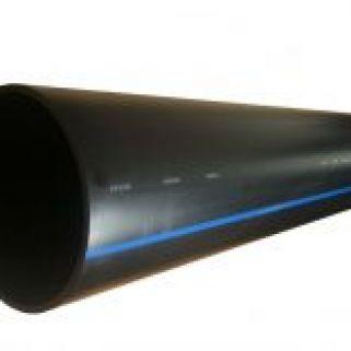 Труба ПЭ 100 SDR 21 - 0160х7,7 пит.