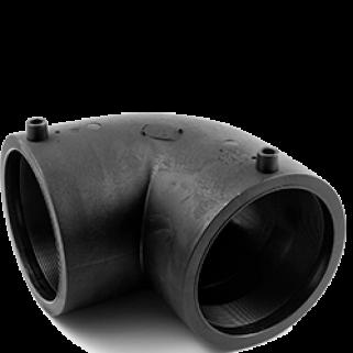 Отвод 90 гр 0450 мм ПЭ100 эл.св.