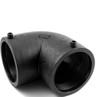 Отвод 90 гр 0063 мм ПЭ100 SDR11 эл. св