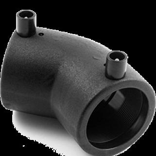 Отвод 45 гр 0110 мм ПЭ100 SDR11 эл. св