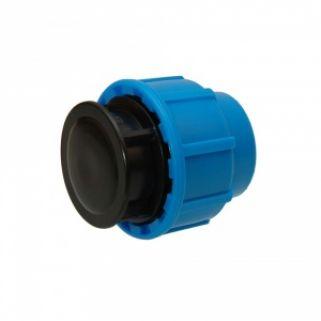Заглушка 0040 мм компрессионная