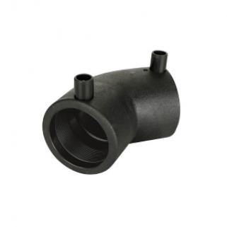 Отвод 45 гр 0063 мм ПЭ100 SDR11 эл. св