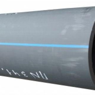 Труба ПЭ 100 SDR 17,6 - 0160х9,1 пит.
