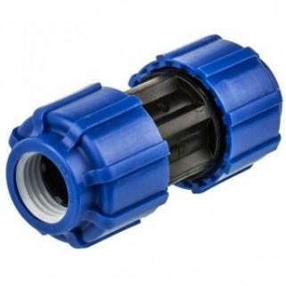 Муфта 0050 мм соединительная компрессионная