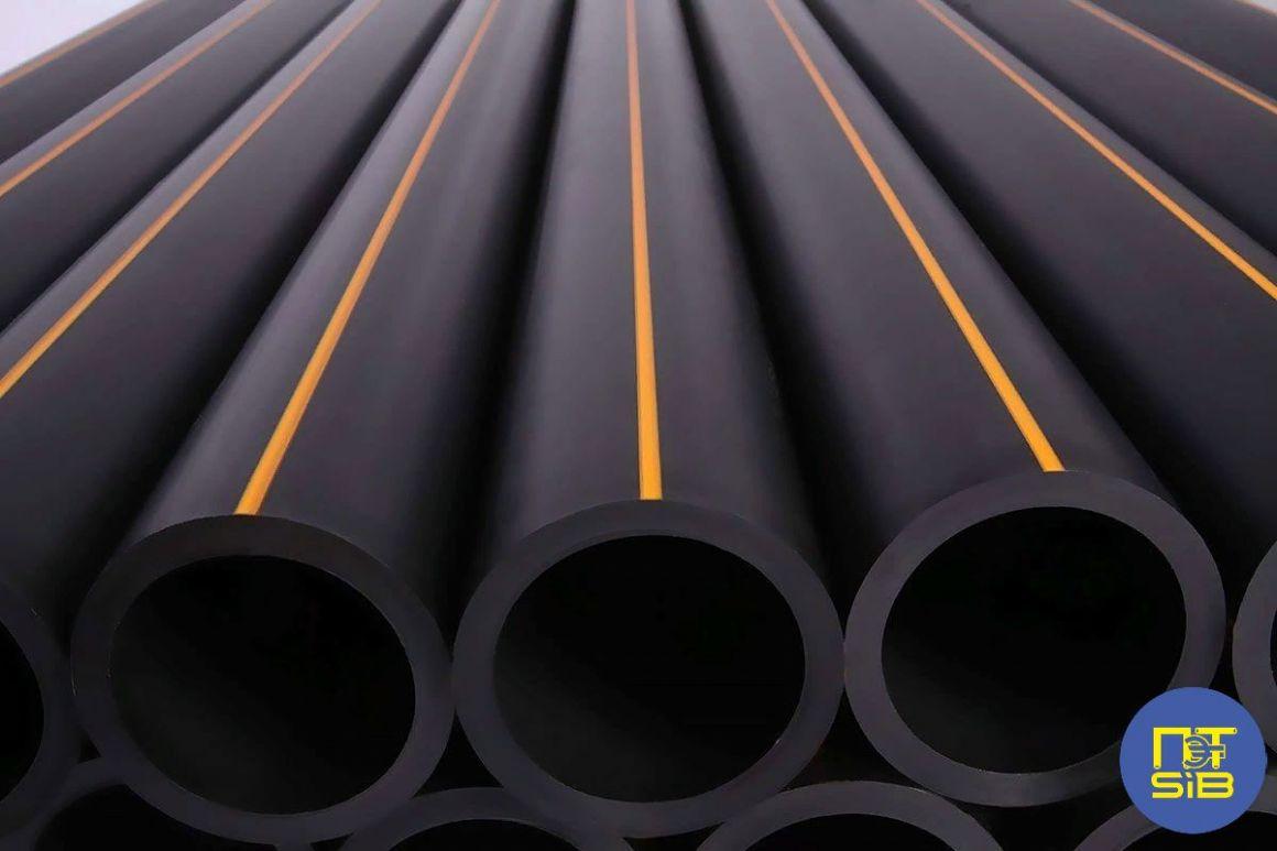 Трубы для газа от производителя